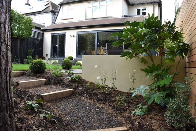rubber-mulch-walkway-lisa-cox-garden-designs