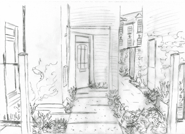 concept-sketch-front-garden-hereford-lisa-cox